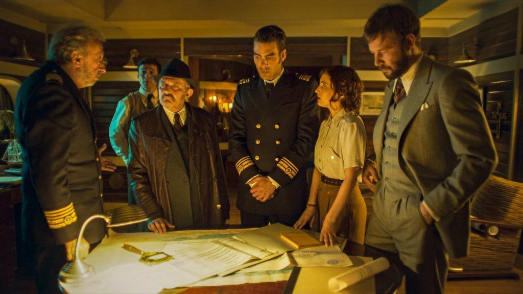 【歐劇|觀後感】《驚濤High Seas》第一季:這艘船本身就是一大堆秘密