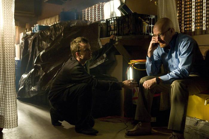 《絕命毒師Breaking Bad》S3E6|漢克找到華特的製毒露營車