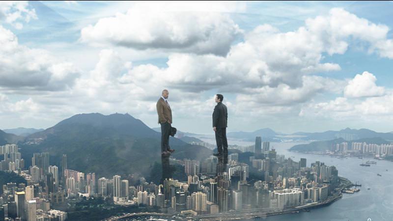 電影 《摩天大樓》觀後感:巨石無極限,但我懼高症