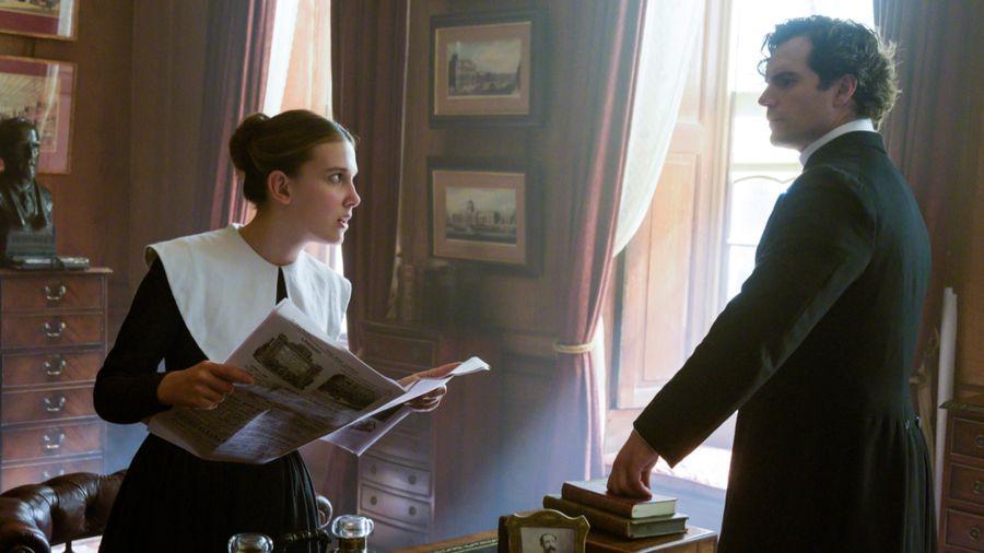 Netflix《天才少女福爾摩斯》評價好看嗎?活潑不死板的偵探片;但謎團冗長